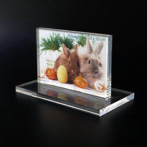 Bilderrahmen aus Acrylglas