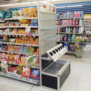 Displaybau für Unimarkt